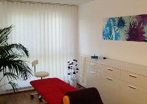 Behandlungsraum 3 Physiotherapie Stettin 12623 Berlin Mahlsdorf