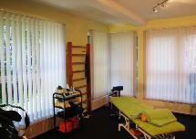 Behandlungsraum 4 Physiotherapie Stettin 12623 Berlin Mahlsdorf