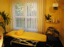 Behandlungsraum 5 Physiotherapie Stettin 12623 Berlin Mahlsdorf